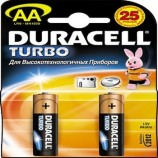 Батарейка Duracell LR6*2Bl - ULTRA/TURBO/MAX40/120