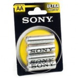 Батарейки Sony R6 4*BL new ultra /48/