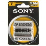 Батарейки Sony R14 NEW ULTRA (24/120)