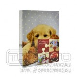 Альбом  100 ф. PP LM-4R100 # puppies and kittens, арт.64419