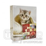 Альбом  100 ф. PP LM-4R100 # puppies and kittens, арт.64420