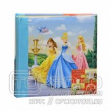 Альбом 200ф book#Делюкс BB,w\d:gold princess, арт.50500